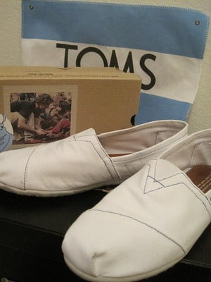 After cleaning toms